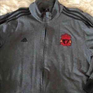 Liverpool Adidas Track Jacket ⚽️⚽️